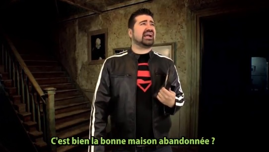 Angry Joe #222 - Resident Evil 7 (VOSTFR) Angry_10