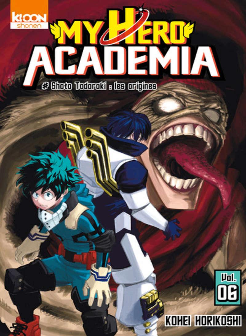 My Hero Academia  My-her12