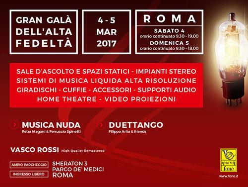 Gran Galà dell'Alta Fedeltà 4-5 marzo Roma_210