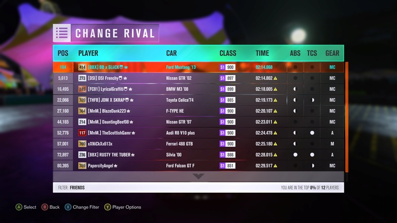 (FH3) STREET RACE Coober Pedy Highway Loop ~~~Open ((AWD/FWD/RWD) Img_1112