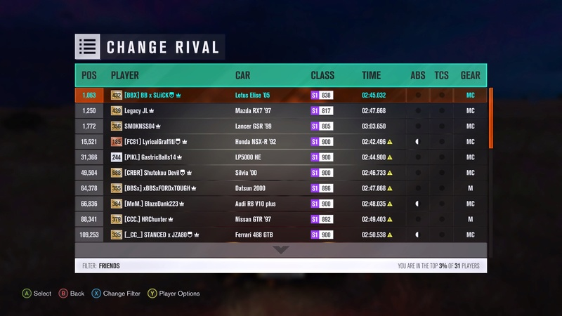 (FH3) StreetRace CoalCliff Drag~~300hp  Img_1225