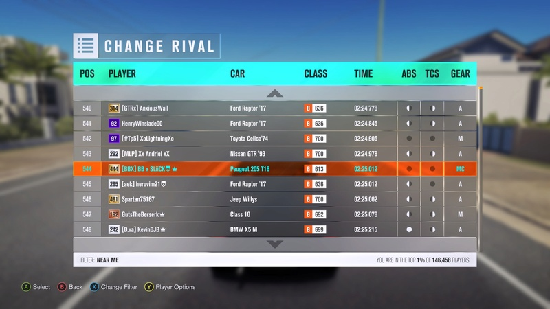 (FH3) Stock Car Challenge #3 Img_1410