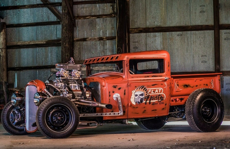 1930 Ford hot rod - Page 6 1011