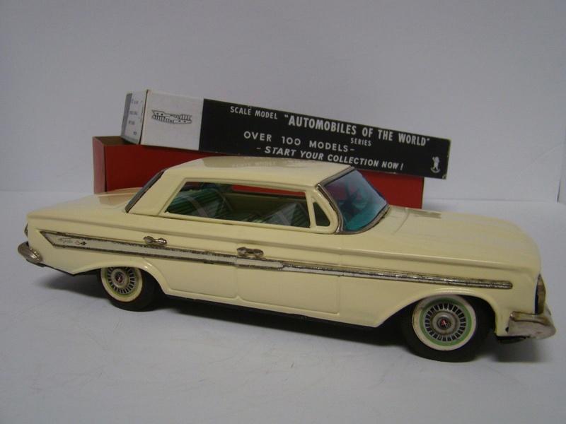 us car -  tôle - Tin Toys -  1950's & 1960's - Page 5 1118