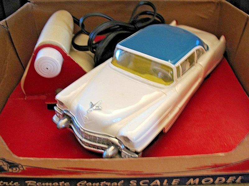 Cadillac 1955 amt Electric remote control 1124