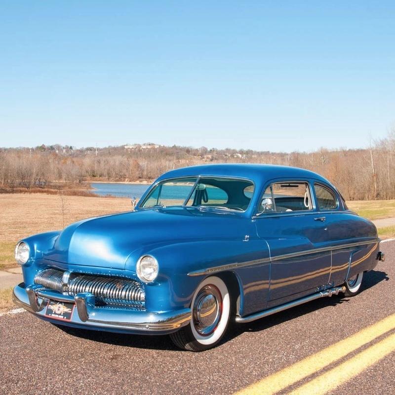 Mercury 1949 - 51  custom & mild custom galerie - Page 32 117