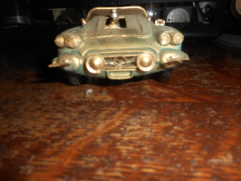 Vintage built automobile model kit survivor - Hot rod et Custom car maquettes montées anciennes - Page 8 118