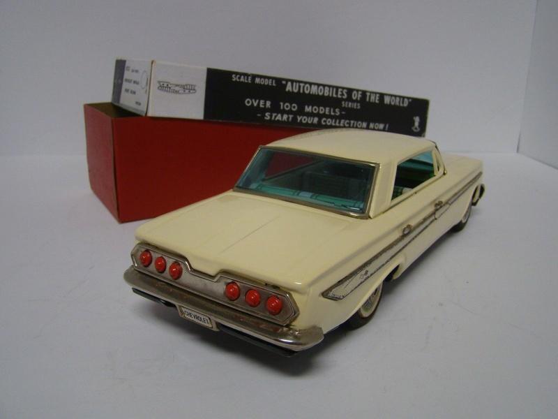 us car -  tôle - Tin Toys -  1950's & 1960's - Page 5 1218