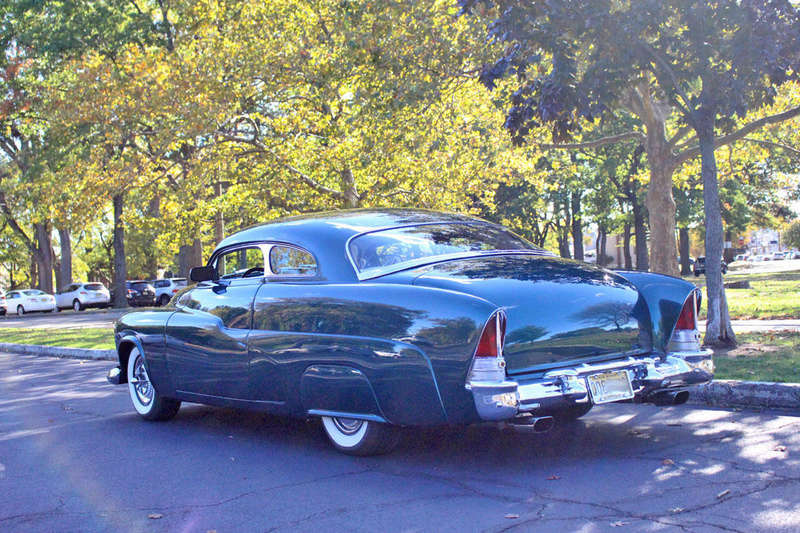 1951 Mercury Custom Coupe - Emerald Jewel - Don Blake 1219