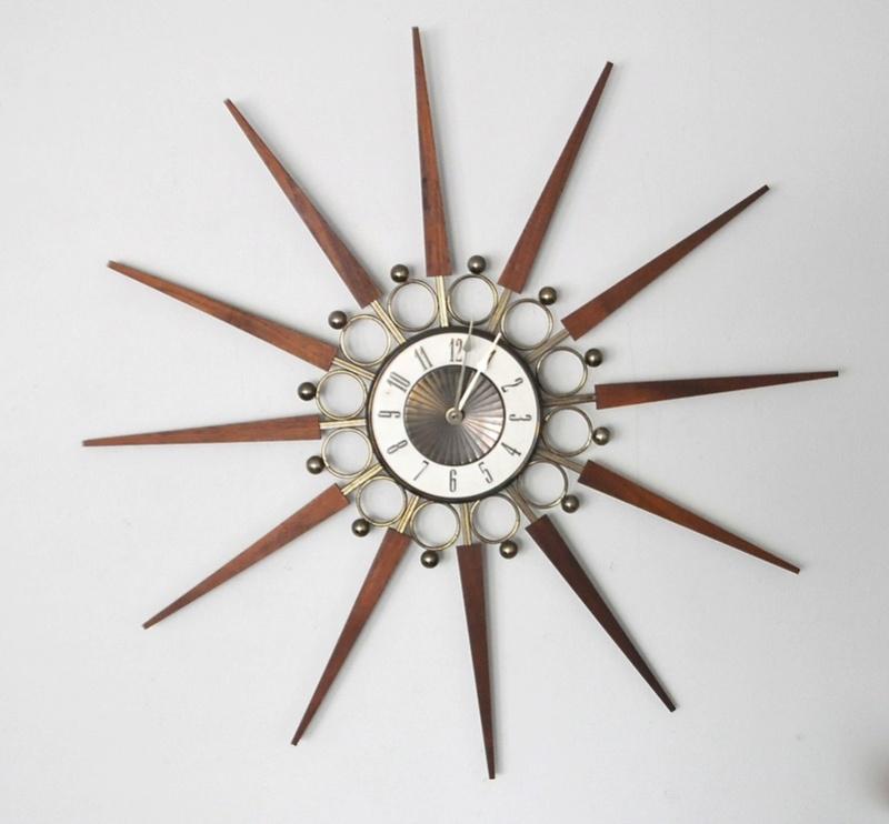 Horloges & Reveils fifties - 1950's clocks - Page 3 122