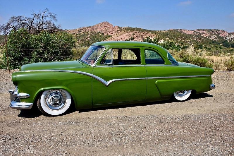 Ford 1952 - 1954 custom & mild custom - Page 10 126