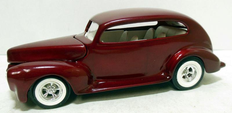 Vintage built automobile model kit survivor - Hot rod et Custom car maquettes montées anciennes - Page 9 128