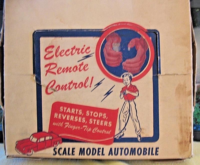 Cadillac 1955 amt Electric remote control 1322