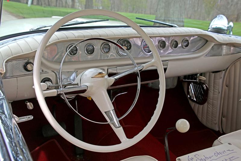 1955 Chevrolet - Jim Seaton - Barris Kustoms 1324