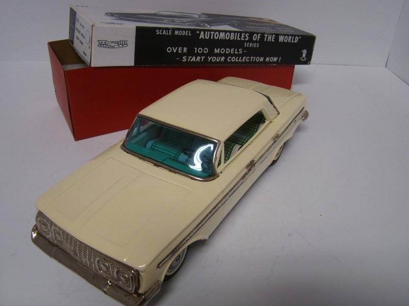 us car -  tôle - Tin Toys -  1950's & 1960's - Page 5 1417