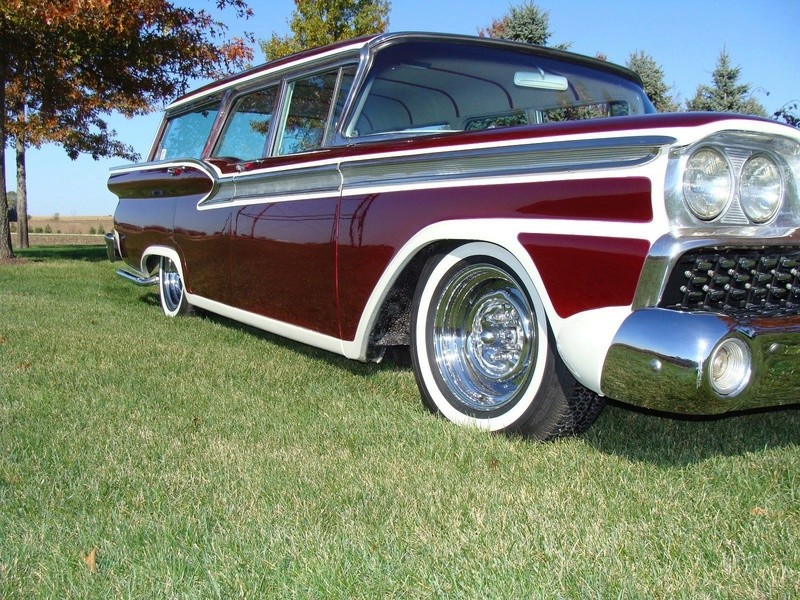 Ford 1959 custom & mild custom - Page 3 1420
