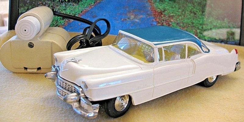 Cadillac 1955 amt Electric remote control 1423