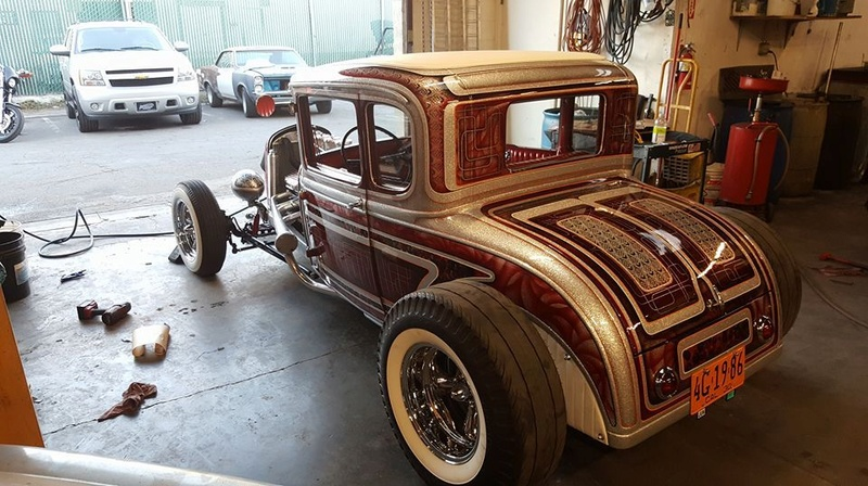 Kaleidos Koop - Mike Salvador - Ford A 1930 15781610