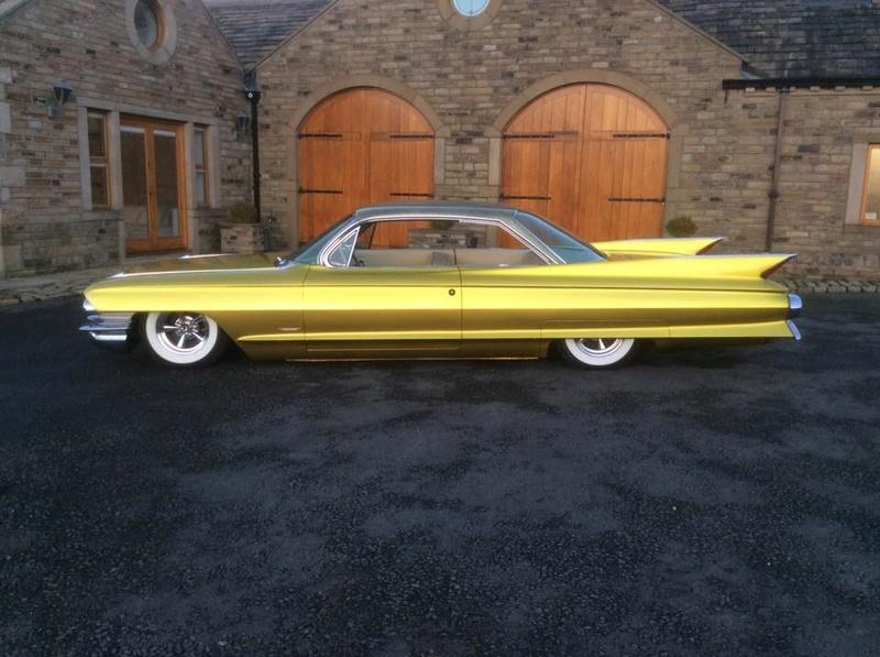 Cadillac 1961 - 1968 Custom & mild custom - Page 4 15873310