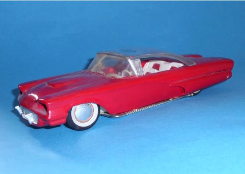 Vintage built automobile model kit survivor - Hot rod et Custom car maquettes montées anciennes - Page 8 16143210