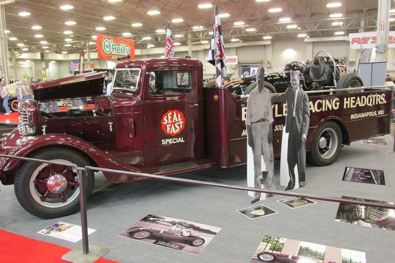 World of Wheels car show-Indianapolis State Fairgrounds - 03 / 2017 16463110