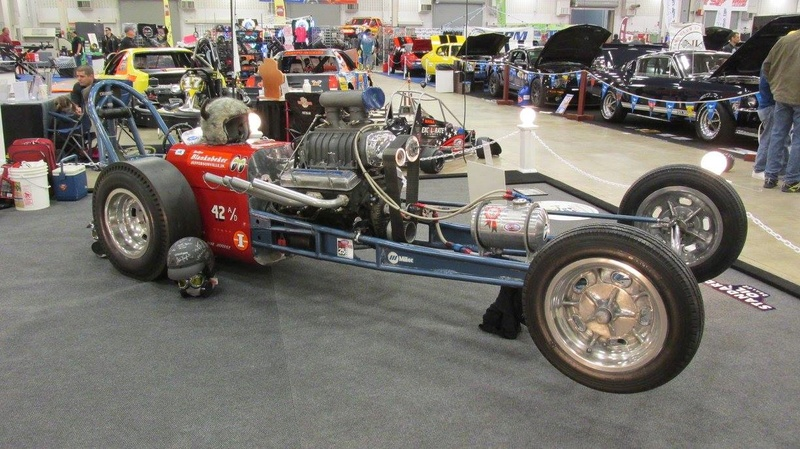 World of Wheels car show-Indianapolis State Fairgrounds - 03 / 2017 16473910