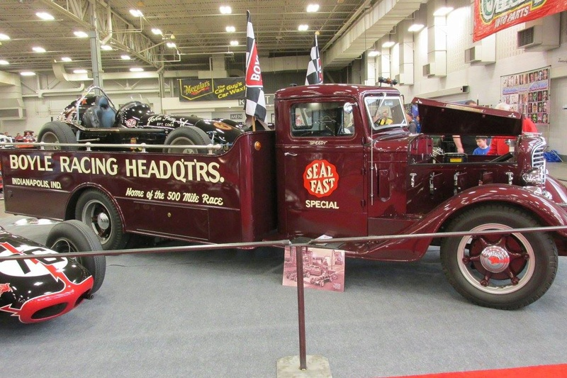 World of Wheels car show-Indianapolis State Fairgrounds - 03 / 2017 16601810