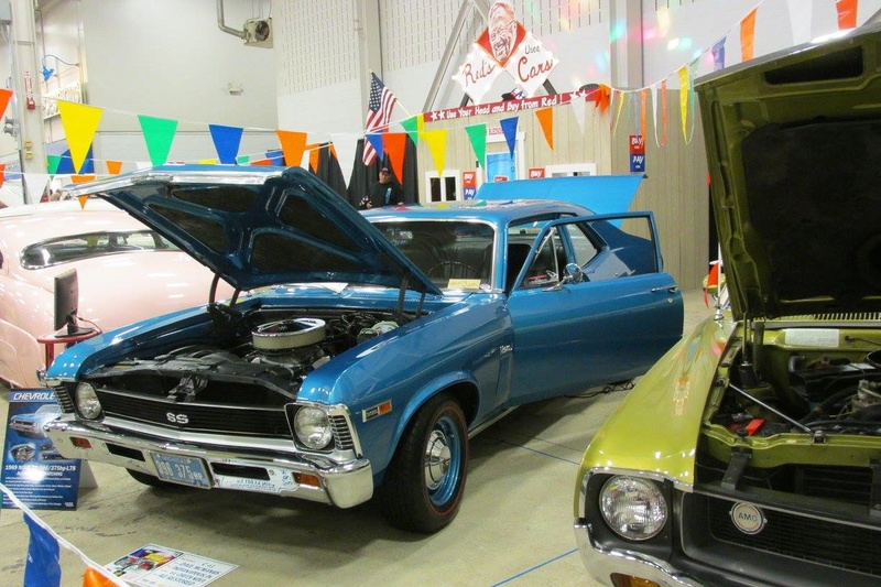World of Wheels car show-Indianapolis State Fairgrounds - 03 / 2017 16601811