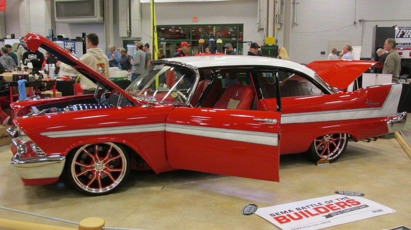 World of Wheels car show-Indianapolis State Fairgrounds - 03 / 2017 16602010