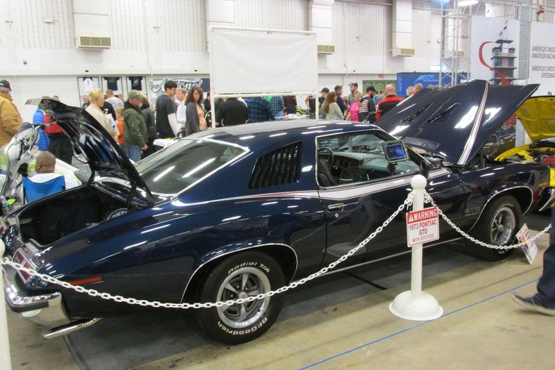 World of Wheels car show-Indianapolis State Fairgrounds - 03 / 2017 16602011