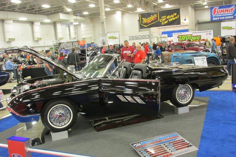 World of Wheels car show-Indianapolis State Fairgrounds - 03 / 2017 16602012