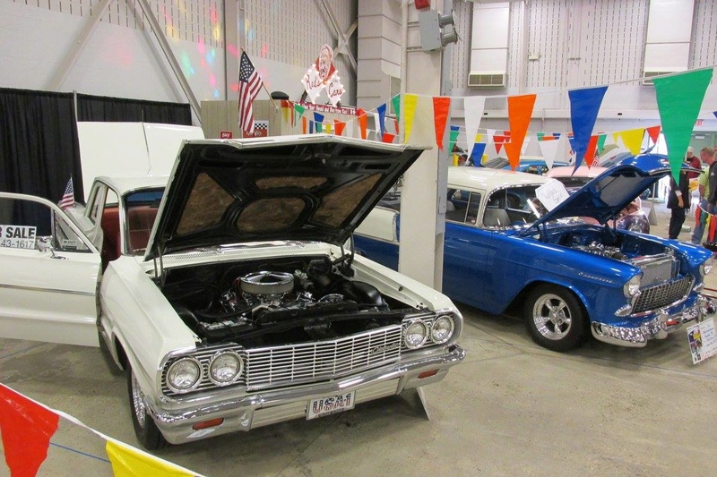 World of Wheels car show-Indianapolis State Fairgrounds - 03 / 2017 16602311