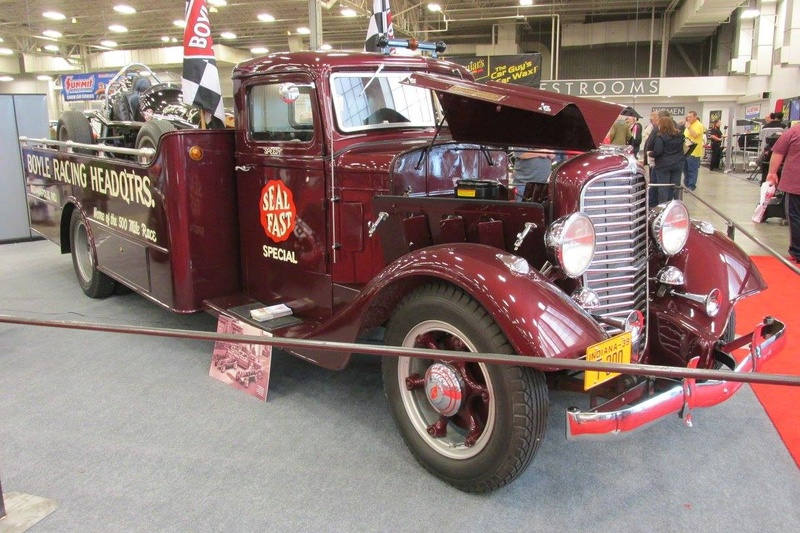 World of Wheels car show-Indianapolis State Fairgrounds - 03 / 2017 16664910
