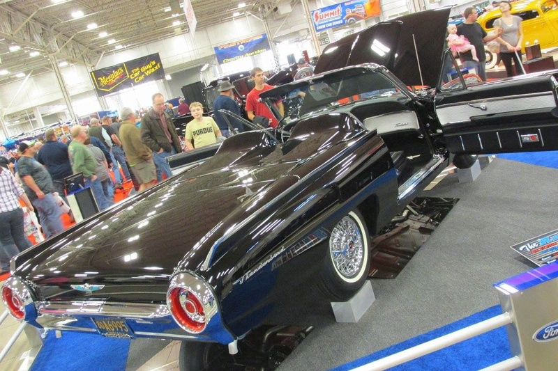 World of Wheels car show-Indianapolis State Fairgrounds - 03 / 2017 16665511
