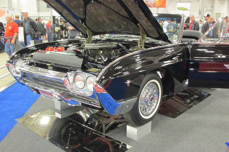 World of Wheels car show-Indianapolis State Fairgrounds - 03 / 2017 16665612