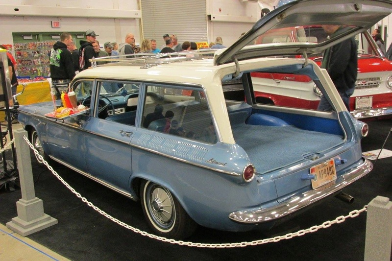 World of Wheels car show-Indianapolis State Fairgrounds - 03 / 2017 16700312