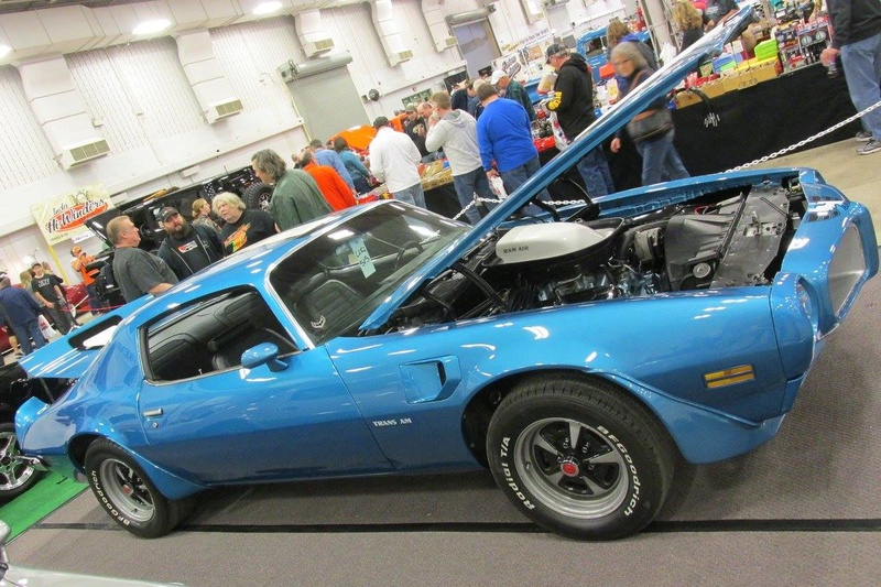 World of Wheels car show-Indianapolis State Fairgrounds - 03 / 2017 16707210