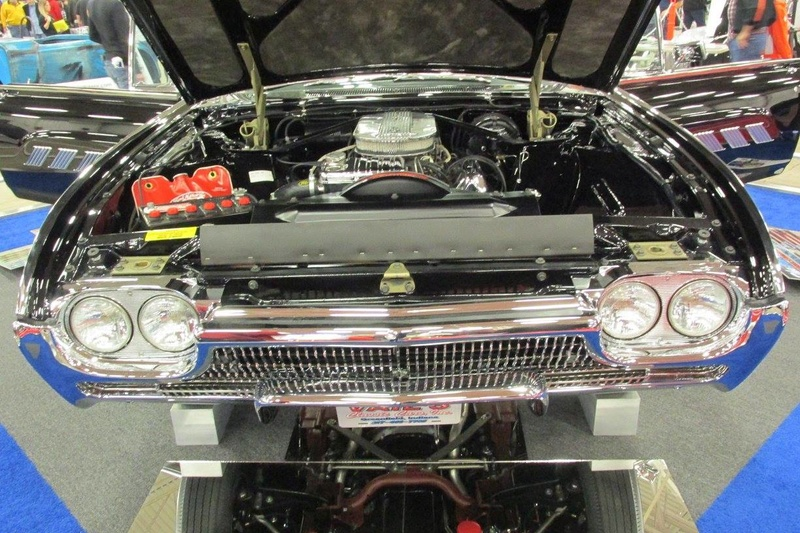 World of Wheels car show-Indianapolis State Fairgrounds - 03 / 2017 16707410