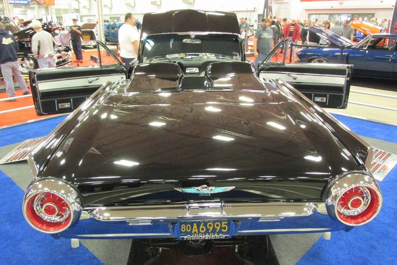 World of Wheels car show-Indianapolis State Fairgrounds - 03 / 2017 16716112