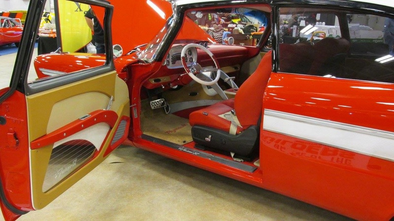 World of Wheels car show-Indianapolis State Fairgrounds - 03 / 2017 16716210