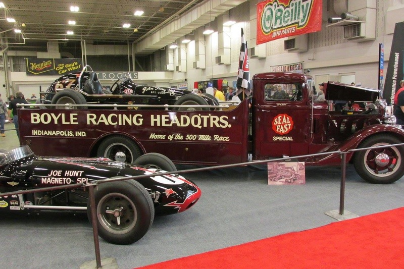 World of Wheels car show-Indianapolis State Fairgrounds - 03 / 2017 16716310