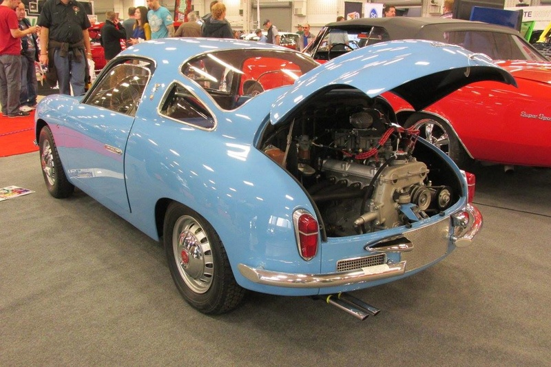 World of Wheels car show-Indianapolis State Fairgrounds - 03 / 2017 16722510