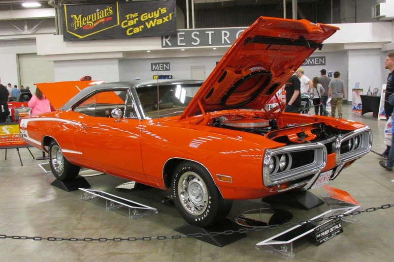 World of Wheels car show-Indianapolis State Fairgrounds - 03 / 2017 16722511