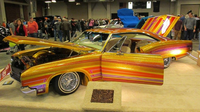 World of Wheels car show-Indianapolis State Fairgrounds - 03 / 2017 16797410