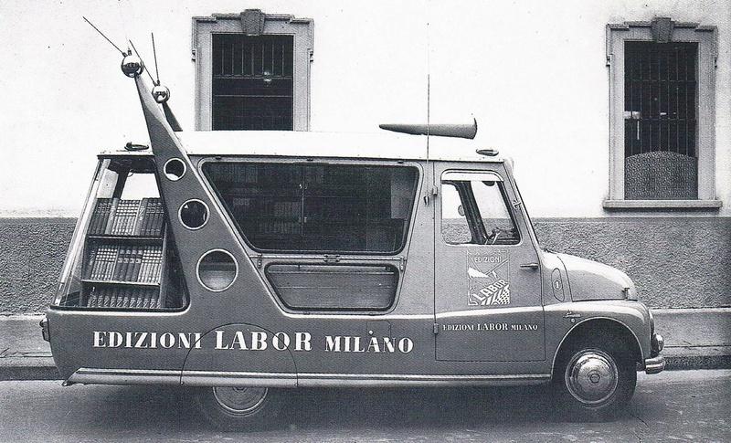 Les véhicules de la Caravane du Tour de France 1950's & 1960's - Page 4 16797810