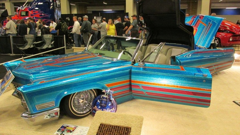World of Wheels car show-Indianapolis State Fairgrounds - 03 / 2017 16804411