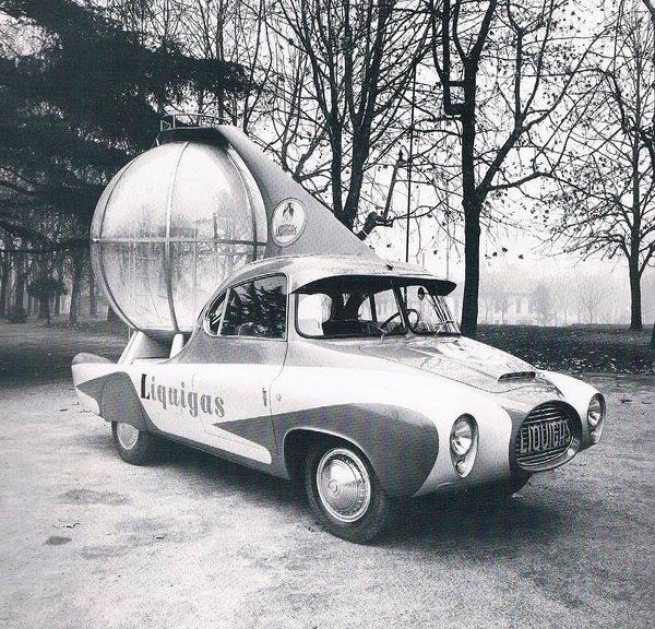 Les véhicules de la Caravane du Tour de France 1950's & 1960's - Page 4 16830910