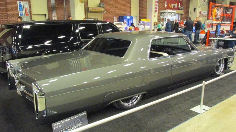 World of Wheels car show-Indianapolis State Fairgrounds - 03 / 2017 16836210
