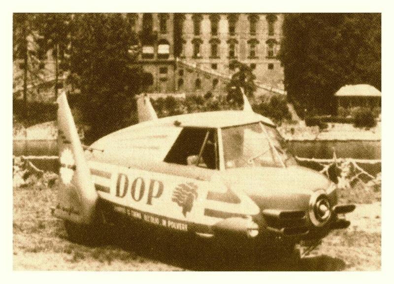 Les véhicules de la Caravane du Tour de France 1950's & 1960's - Page 4 16836410
