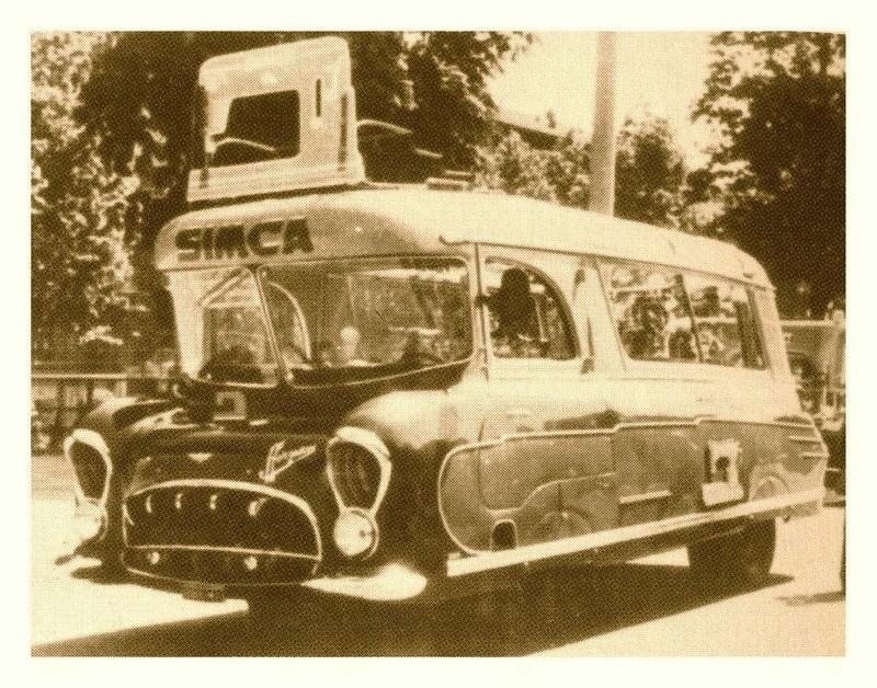 Les véhicules de la Caravane du Tour de France 1950's & 1960's - Page 4 16991610